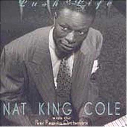 Nat King Cole Home (When Shadows Fall) cover art