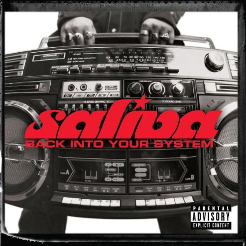 Saliva Back Into Your System cover art
