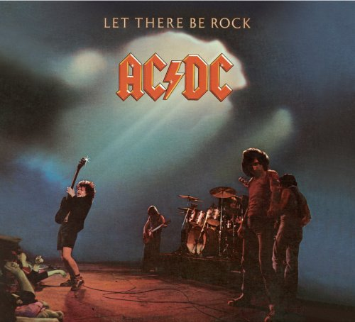AC/DC Let There Be Rock cover art