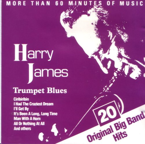 Harry James It's Been A Long, Long Time cover art