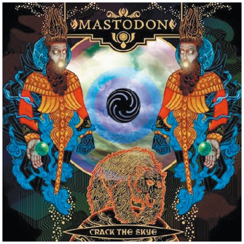 Mastodon Ghost Of Karelia cover art
