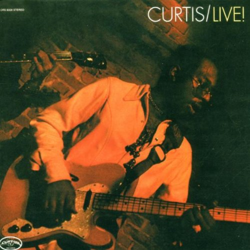 Curtis Mayfield People Get Ready cover art