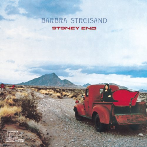 Barbra Streisand Stoney End cover art