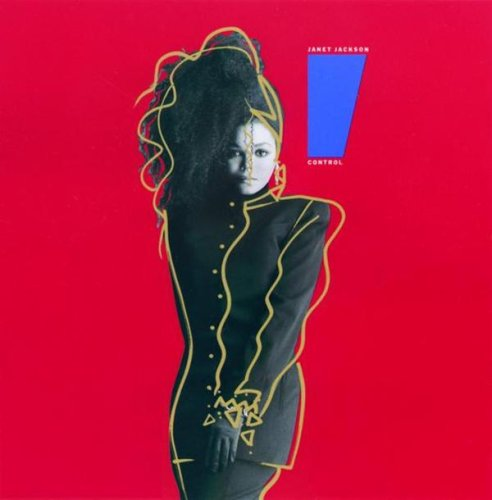 Janet Jackson Let's Wait Awhile cover art