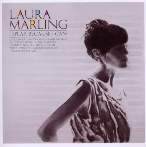 Laura Marling Darkness Descends cover art