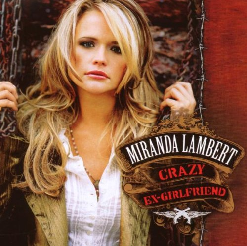 Miranda Lambert Gunpowder & Lead cover art