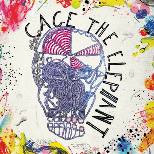 Cage the Elephant Back Against The Wall cover art