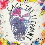 Cage The Elephant Back Against The Wall cover kunst