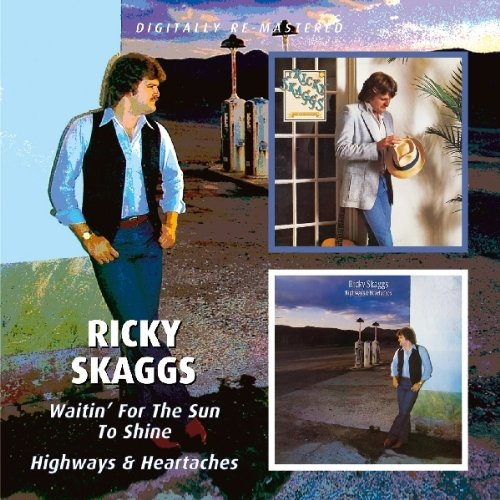 Ricky Skaggs I Wouldn't Change You If I Could cover art