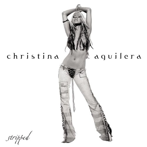 Christina Aguilera Fighter cover art