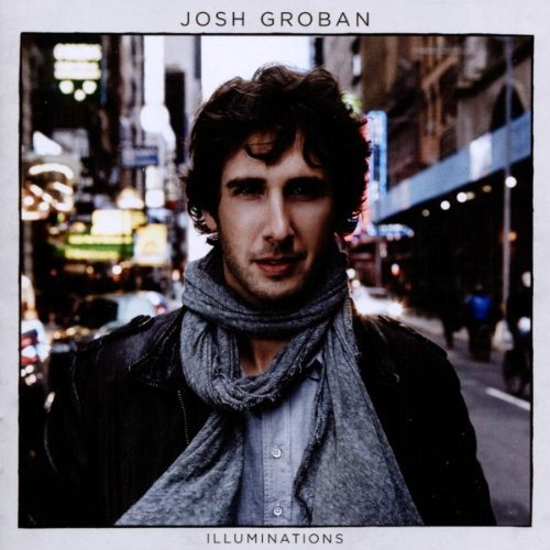 Josh Groban Hidden Away cover art