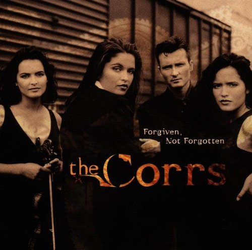 The Corrs Toss The Feathers cover art