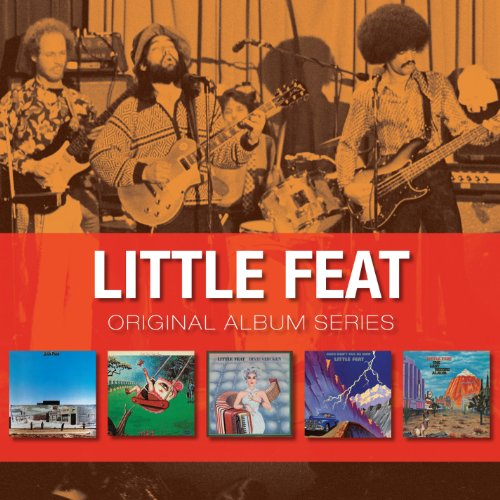 Little Feat Tripe Face Boogie cover art