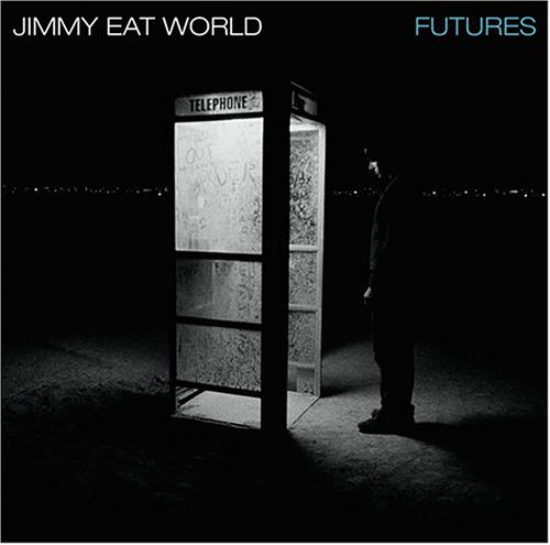 Jimmy Eat World Just Tonight... cover art