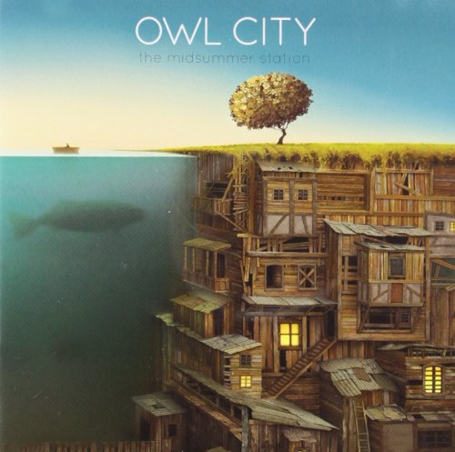 Owl City Shooting Star cover art