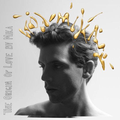 Mika Celebrate cover art