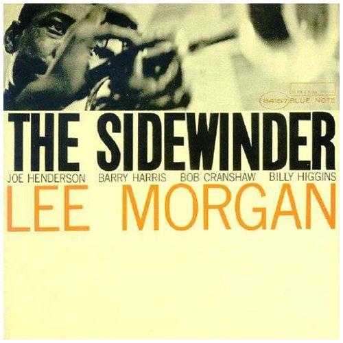 Lee Morgan The Sidewinder cover art
