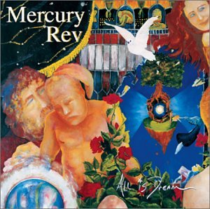 Mercury Rev Little Rhymes cover art