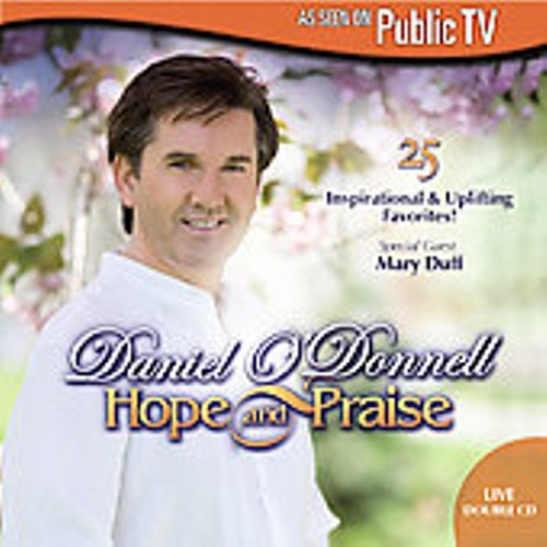 Daniel O'Donnell The Old Rugged Cross cover art