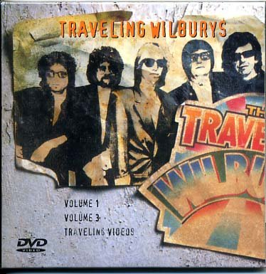 The Traveling Wilburys She's My Baby cover art