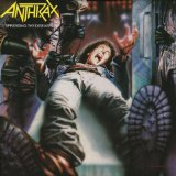 Anthrax Madhouse cover art
