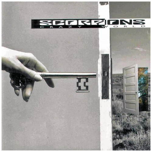 Scorpions Wind Of Change cover art
