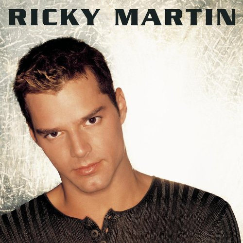 Ricky Martin Livin' La Vida Loca cover art