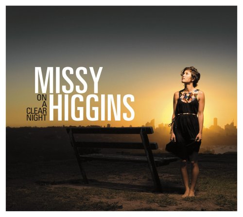 Missy Higgins Warm Whispers cover art