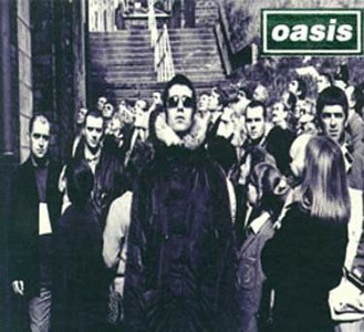Oasis Stay Young cover art
