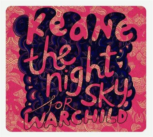 Keane The Night Sky cover art