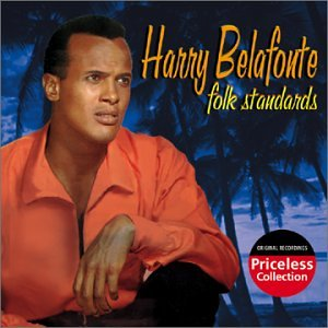 Harry Belafonte Day-O (The Banana Boat Song) cover art