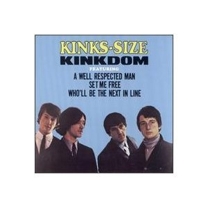 The Kinks See My Friends cover art