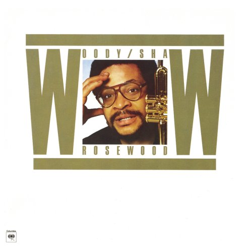 Woody Shaw Rosewood cover art