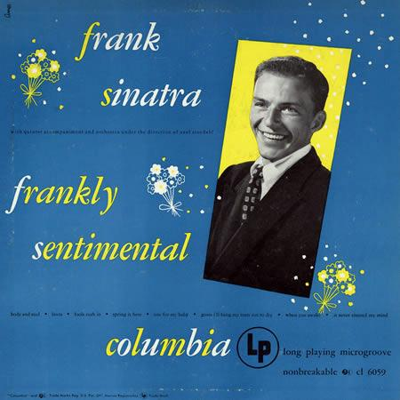 Frank Sinatra One For My Baby (And One More For The Road) cover art
