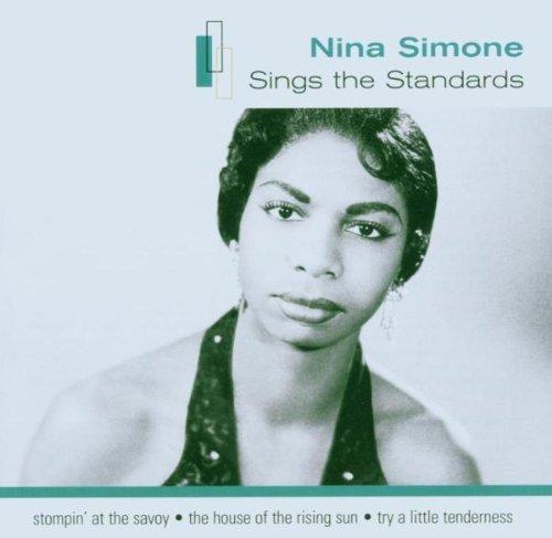 Nina Simone Ev'ry Time We Say Goodbye cover art