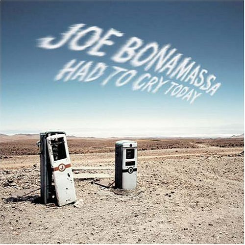 Joe Bonamassa Faux Mantini cover art