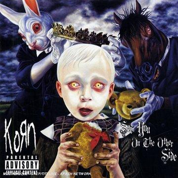 Korn Don't Let Them Throw Me Away cover art