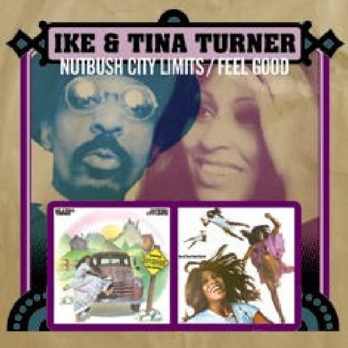 Ike & Tina Turner Nutbush City Limits cover art