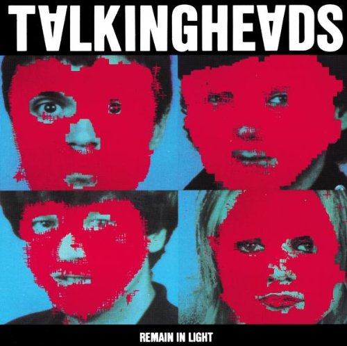 Talking Heads Once In A Lifetime cover art