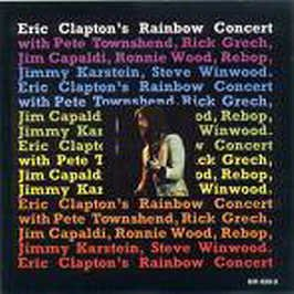 Eric Clapton Presence Of The Lord cover art