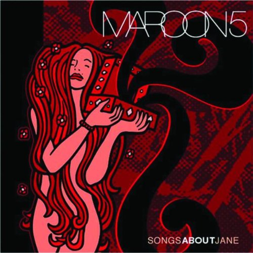 Maroon 5 The Sun cover art