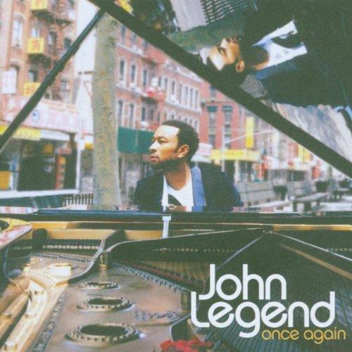John Legend Maxine's Interlude cover art
