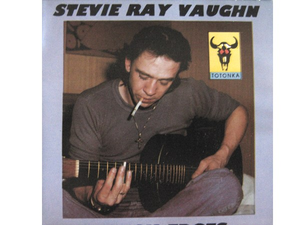 Stevie Ray Vaughan Rude Mood cover art