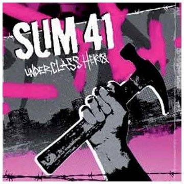 Sum 41 Look At Me cover art