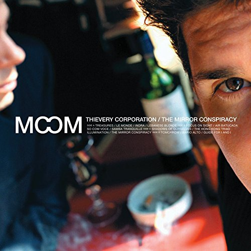Thievery Corporation Lebanese Blonde cover art