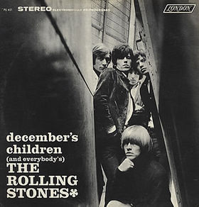 The Rolling Stones As Tears Go By cover art