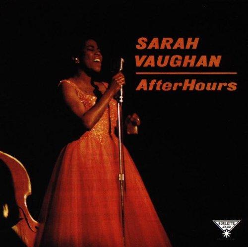 Sarah Vaughan Wonder Why cover art