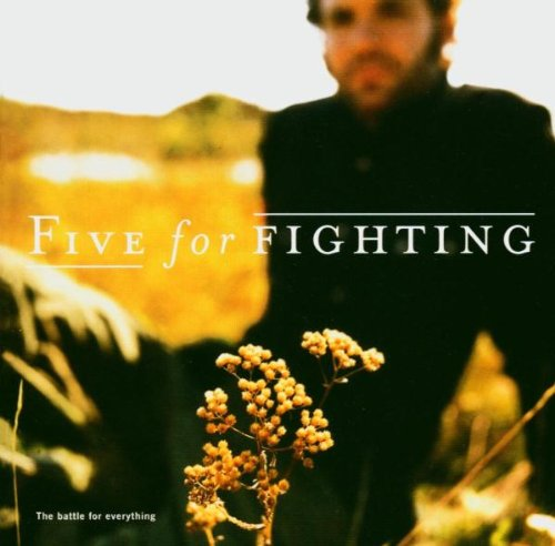 Five For Fighting 100 Years cover art