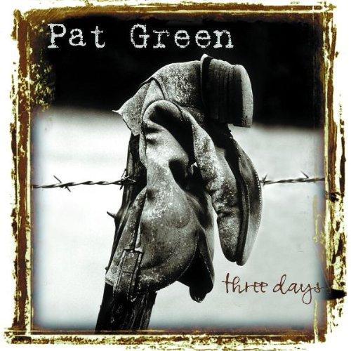 Pat Green Threadbare Gypsy Soul cover art
