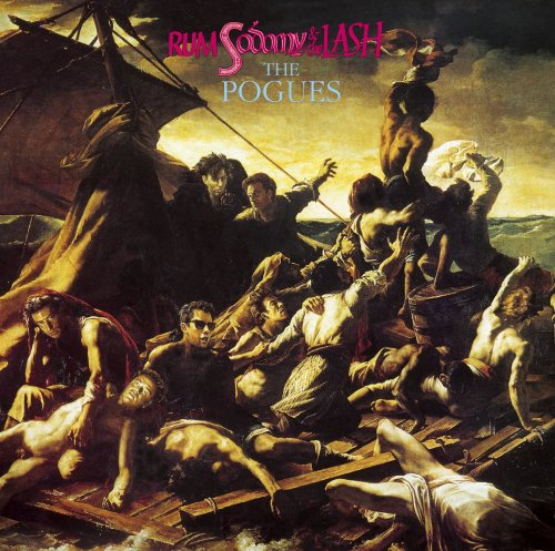 The Pogues A Pair Of Brown Eyes cover art